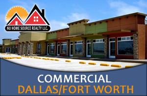 commercial Properties for Sale in Dallas - Fort worth
