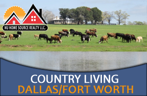 Farm 7 ranch Properties for Sale in the Dallas - Fort Worth area