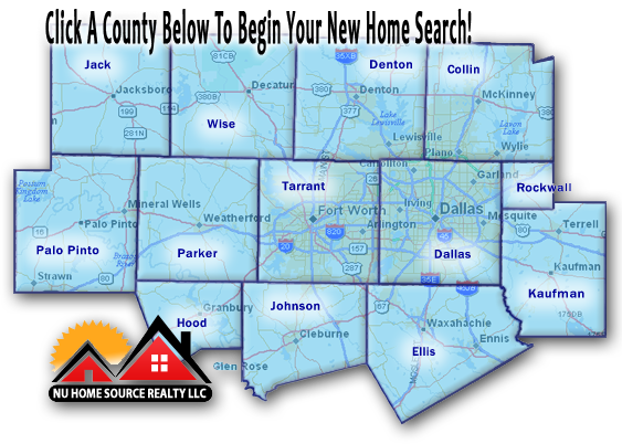 Looking for a Real Estate in Dallas, Fort Worth or the San Antonio on