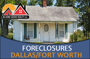 foreclosure Homes in the Dallas- fort Worth area