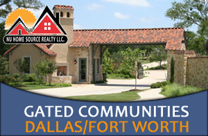 gated homes for Sale in the Dallas - Fort Worth Area