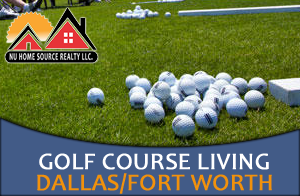 Golf Homes for Sale in the Dallas - Fort Worth Area