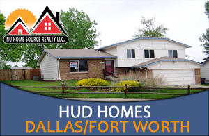 HUD/VA Homes for Sale in the Dallas - Fort Worth area