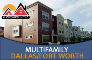 Multi-Family Homes for Sale in the Dallas - fort Worth Area
