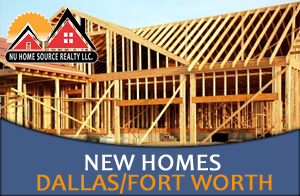 new Homes for Sale in the Dallas - Fort Worth Area
