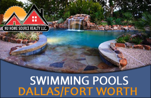 Homes for Sale with Swimming Pools in the Dallas - Fort Worth area