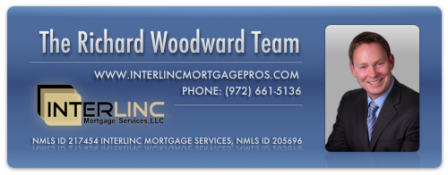 Richard Woodward Mortgage Homes loans