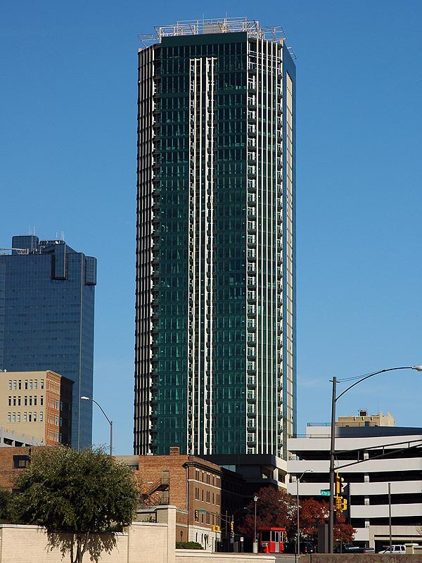 The tower condos in fort worth texas