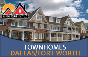 Townhomes in Dallas - Fort Worth Area for Sale