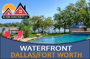 Waterfront - Lakefront Homes for Sale in the Dallas - Fort